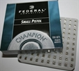 Federal Small Pistol Primers 100SP